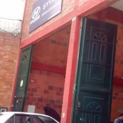 Syvall Servicio Especializado Hyundai en Bogotá