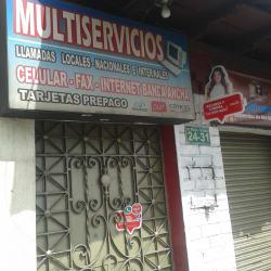 Multiservicios Carrera 100 en Bogotá