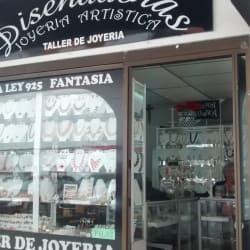 Diseñadoras Joyería Artistica en Bogotá