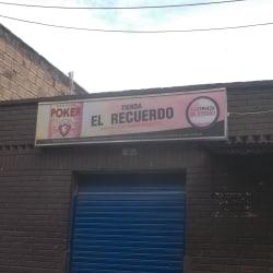Tienda El Recuerdo  en Bogotá