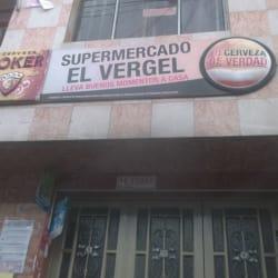Supermercado el vergel en Bogotá