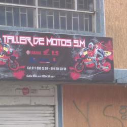 Taller de Motos S.M en Bogotá
