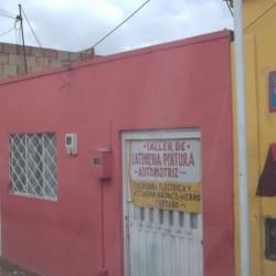 Taller de Latoneria Pintura Automotriz en Bogotá