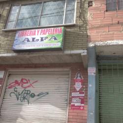 Alfa  en Bogotá