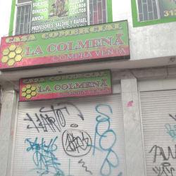 Casa Comercial La Colmena en Bogotá