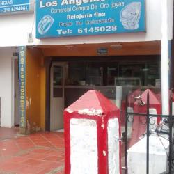 Casa Comercial Los Angeles 146 en Bogotá