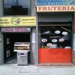 Frutería y Cafetería Milenio's en Bogotá