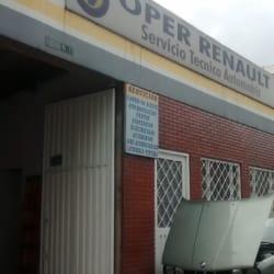 Oper Renault en Bogotá