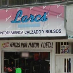 Calzado Larcs en Bogotá