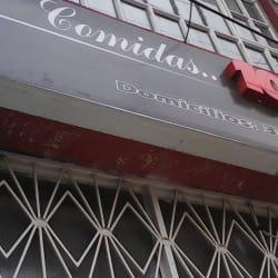Comidas 100X1 en Bogotá