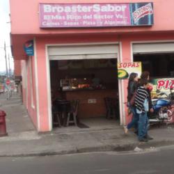 Broaster Sabor en Bogotá