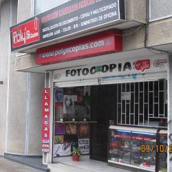 Papelería Polys en Bogotá