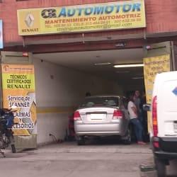 CR Automotor en Bogotá