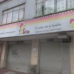 El Tio Pollo en Bogotá