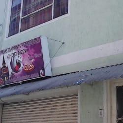Comidas Rapidas Y Pizzeria Ghots Pizza  en Bogotá