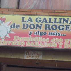 La Gallina De Don Rogelio en Bogotá