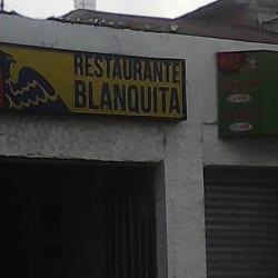 Restaurante Blanquita Calle 20C en Bogotá