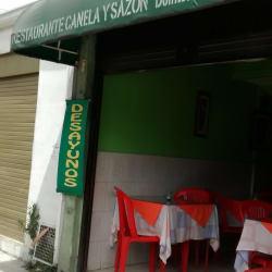 Restaurante Canela y Sazón  en Bogotá