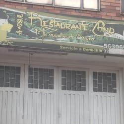 Restaurante Chino Mis Murallas De Arroz  en Bogotá