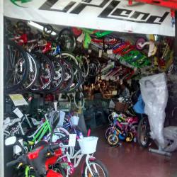 Bicicletas Upland en Santiago