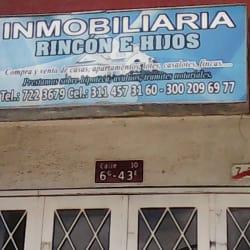 Inmobiliaria Rincon E Hijos en Bogotá