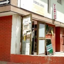 Vidrios Lemus en Bogotá