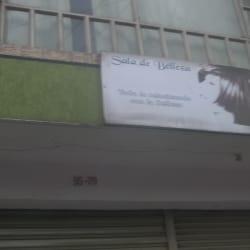 Sala de Belleza Carrera 20C en Bogotá