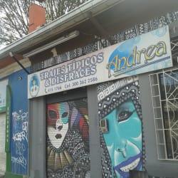 Trajes típicos y disfraces en Bogotá