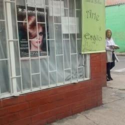 Sala de Belleza Arte y Estilo en Bogotá