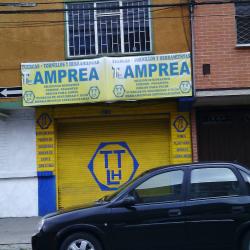 Tuercas Tornillos y Herramientas Lamprea  en Bogotá