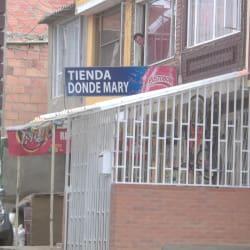 Tienda Donde Mary en Bogotá