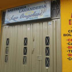 Sastrería y Lavandería Los Angeles en Bogotá