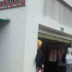 Tienda de Ropa Carrera 19A en Bogotá