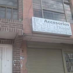 Accesorios Theós en Bogotá