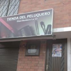 Tienda del Peluquero Distribuidora la 13 en Bogotá