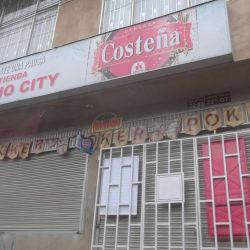 Tienda Pacho City en Bogotá