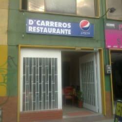 D' Carreros en Bogotá