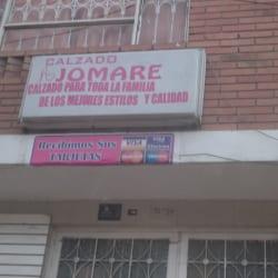 Calzado Jomare en Bogotá