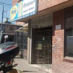 Supercolores Ltda en Bogotá