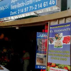 Supermercado el Diamante en Bogotá