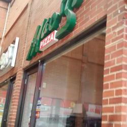 Mao's Pizza en Bogotá