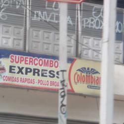 Supercombo Express en Bogotá
