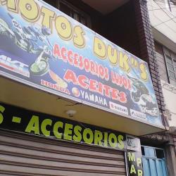 Motos Duk´s en Bogotá