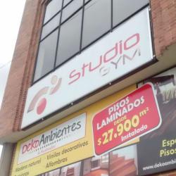 Studio Gym en Bogotá