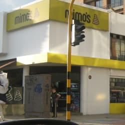 Helados Mimo's Calle 116 con Carrera 18 en Bogotá