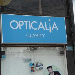 Opticalia Calle 100 en Bogotá