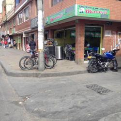 Frutería y Heladería Wimpys en Bogotá