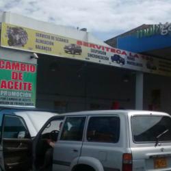 Serviteca La 130 en Bogotá