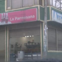 Panadería Cafetería La Parmesana  en Bogotá
