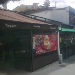 Pastelería Antonelly en Bogotá